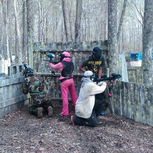 Fox Brothers Paintball Best Woodsball In Vb